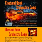Classical Rock Orchestra Camp - Poster - July 2017-600