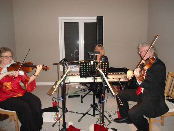have yourself a merry little christmas string quartet pdf