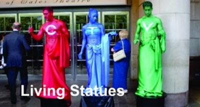living_statues