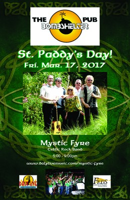 St. Paddy's Day at the Bomb Shelter Pub, UW @ The Bomb Shelter | Waterloo | Ontario | Canada